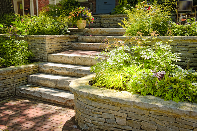 Landscaping Design and Install
